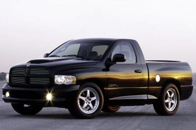 2002 dodge srt 10 show truck information