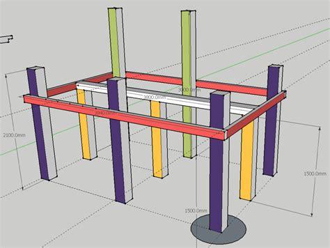Plan De Construction D Une Cabane En Bois by Cuisine Plan D Une Cabane Bois Plan Gratuit D Une