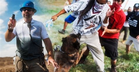 attacks by breed 2016 do nothing while armed mercenaries attack american dakota pipeline