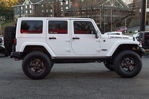All White Jeep Rubicon 2016 Jeep Wrangler Rubicon Unlimited White