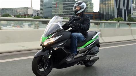 Kawasaki Scooters by Kawasaki J300 Scooter