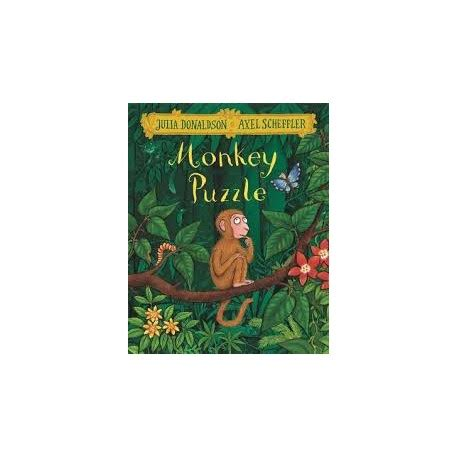 libro monkey puzzle monkey puzzle special edition english wooks