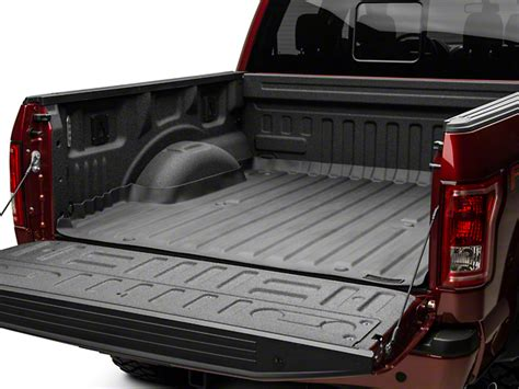 weathertech truck bed liner weathertech f 150 techliner bed liner black 36912 15 17