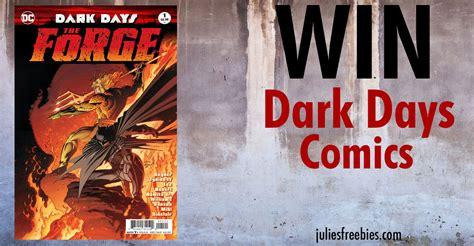 Comic Sweepstakes - dc dark days variant comics sweepstakes julie s freebies