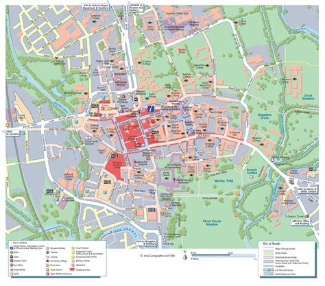 layout meaning oxford oxford plan de la ciudad mapas imprimidos de oxford
