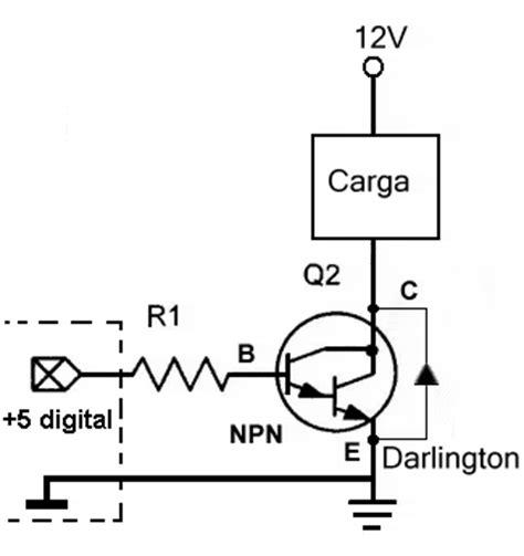 transistor como driver controladores b 225 sicos drivers electr 243 nica pr 225 ctica aplicada