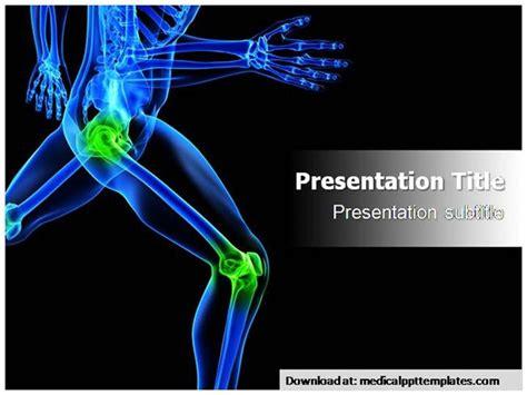 powerpoint templates knee knee orthopedic powerpoint templates authorstream