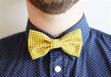 How To Make Handmade Bow Ties - diy bow tie morning creativity