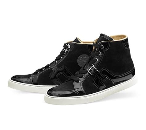 hermes sport shoes hermes quantum shoes in black for lyst