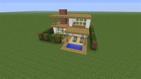 simple minecraft house a modern minecraft house that i could probably pull off p nerd alert pinterest modern