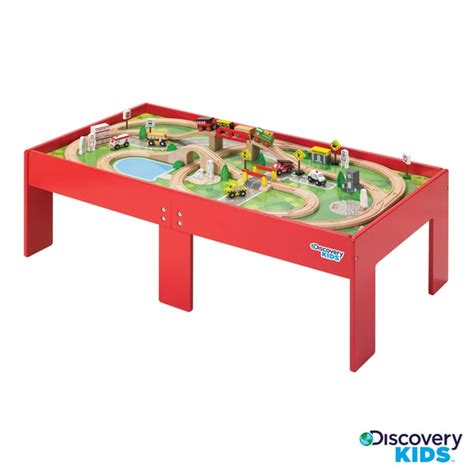 Cc Set Sekar 2in1 discovery wooden table set free shipping
