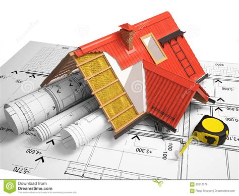 Tool Design Engineer by 3d Design Of Roofs On A Background Of Drawings Stock Illustration Illustration Of Nobody Loft