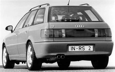Audi 80 Avant RS2 (B4) 1994 — Parts & Specs Audi Rs2 Technische Daten