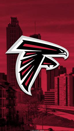 2018 atlanta falcons wallpapers pc |iphone| android