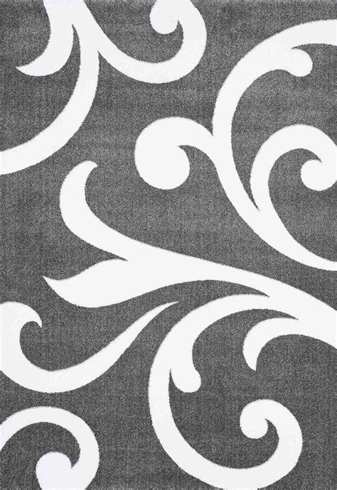 tappeto moderno tappeto soggiorno grigio idee per il design della casa
