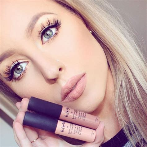 Lipstik Nyx Cair 59 best nyx images on makeup make up and make up looks