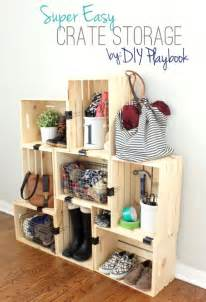 Diy Bedroom Decor Ideas decor ideas for girls super easy crate storage cool bedroom decor