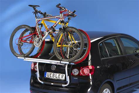 Fahrradhalter F R Auto by Fahrradtr 228 Ger F 252 R Dach Heck Kupplung Bilder Autobild De
