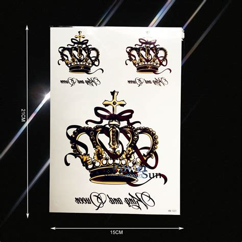 tattoo shop queen and bramalea king and queen crown tattoo designs images for tatouage