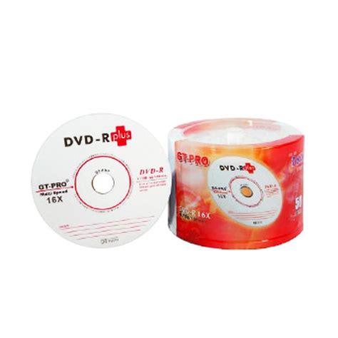 Cd R Gt Pro 50 Pcs jual gt pro plus 16x dvd r 50 pcs harga