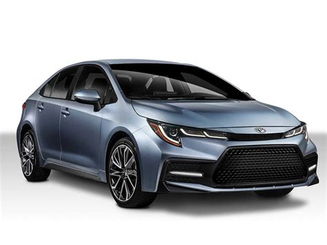 Toyota Models 2020 by 2020 Toyota Corolla Debuts As 12th Generation Model