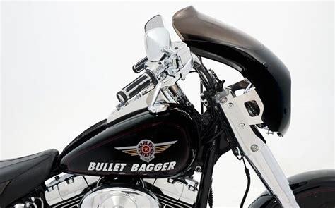 Harley Davidson 0086 2330 0086 メンフィスシェード ブレットフェアリング 86以降 flst c flstf flstn