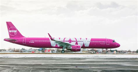 wow air slashes prices on cheap flights to europe and the usa with savings of up to 30 mirror