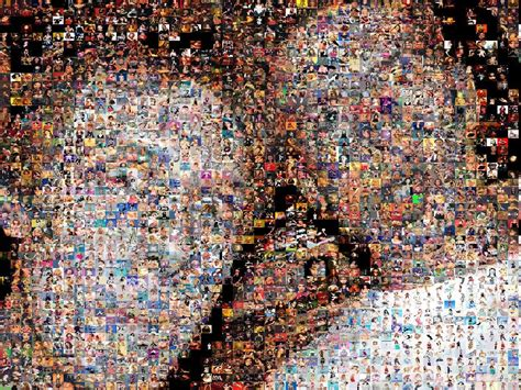 photo montage collage
