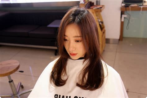two layer haircut for girls women s hair archives kpop korean hair and style
