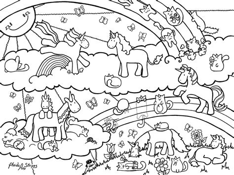 free printable coloring pages for adults unicorns unicorn coloring pages only coloring pages
