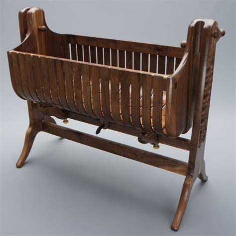 Handmade Cribs - unique baby cradles artenzo