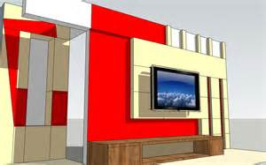 Bedroom Design With Lcd Tv Lcd Wall Design In Bedroom Home Pleasant