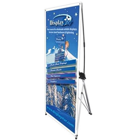 Xbanner Delicious banner display stands xbanner display stand x banner stands x banners manufacturer