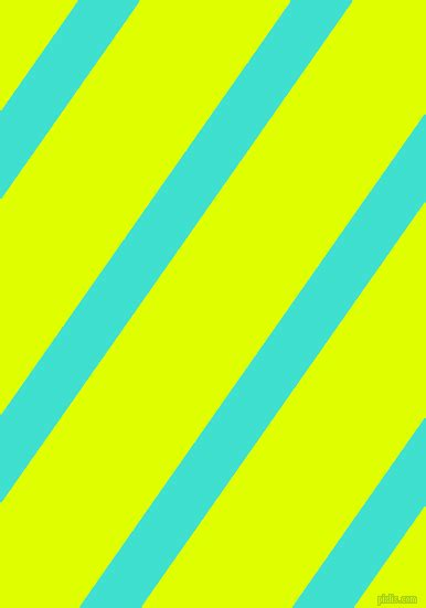 turquoise and yellow turquoise and chartreuse yellow stripes and lines seamless