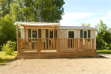 mobile home 3 chambres cing 224 vermenton tarifs locations mobile home