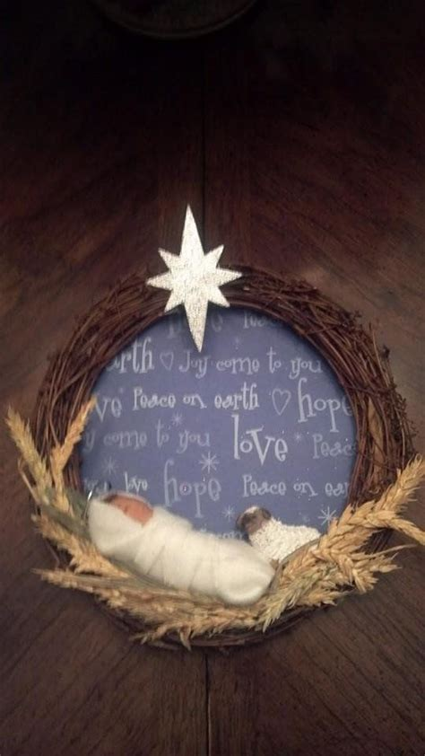 baby jesus crafts for 1000 ideas about diy advent wreath on advent