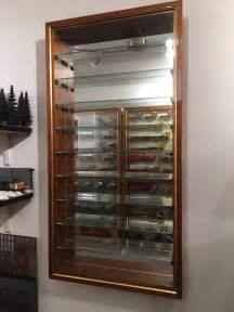 Glass Fronted Display Cabinets Uk Display Cabinet Glass Fronted Mirror Back 163 19 99