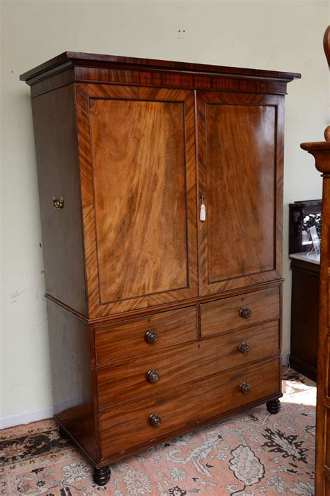 19th linen press cabinet at 1stdibs