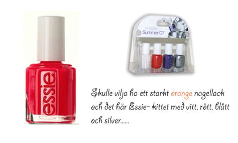 2007 From Essie by Colorelle Modeblogg Najs