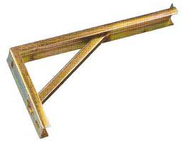 staffe per mensole pesanti reggimensola robusta da cantina