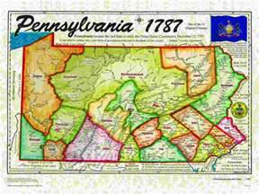 Pennsylvania Colony Map by Pennsylvania 13 Colonies State Items Submited Images