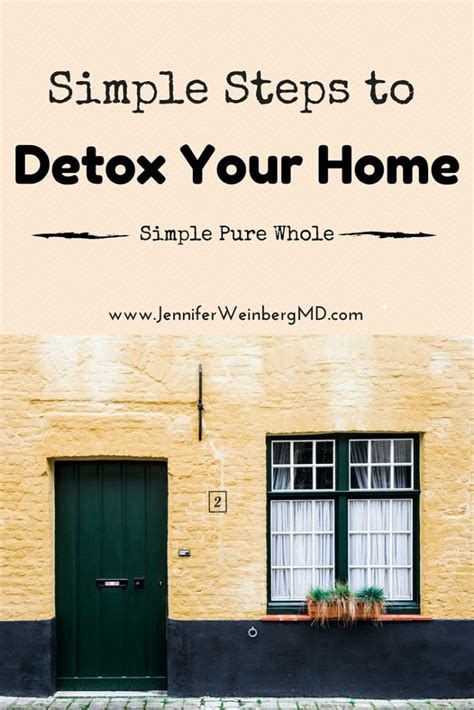 Simple Ways To Detox Your At Home by Heavy Metal Toxicity Simple Solutions To Reduce Your