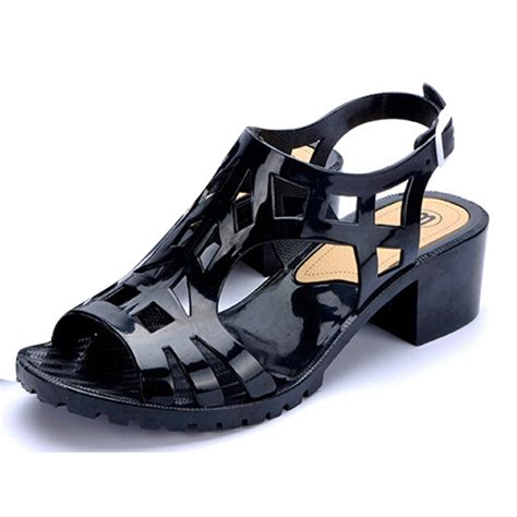 jelly sandals for adults popular jelly shoes buy cheap jelly shoes lots