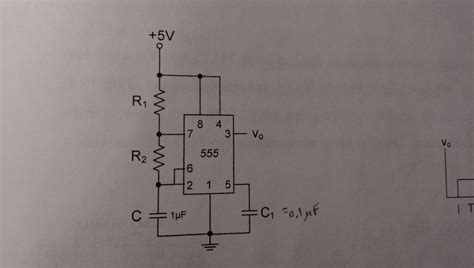 integrated circuit resistor integrated circuit choosing resistor values for a 555 timer electrical engineering stack