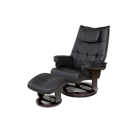relaxzen reclining chair relaxzen black 8 motor recliner with lumbar heat
