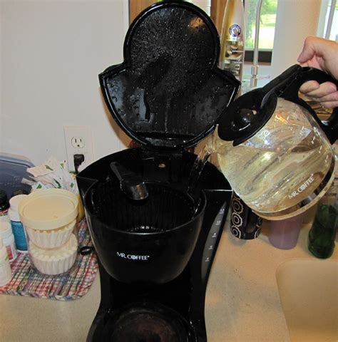 How to clean a Coffee Maker   Coffee Maker is Slow