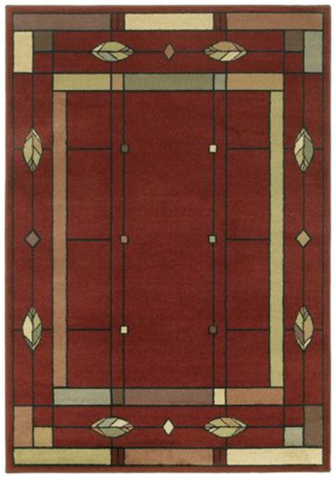 Mission Style Area Rugs 9x13 William Morris Arts Crafts Mission Style Scarlet Lodge Area Rug Ebay Arts Crafts Rugs