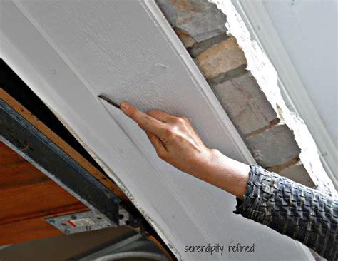 How To Replace Garage Door Seal 17 best ideas about garage door weather seal on