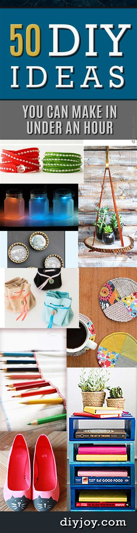 one hour craft projects 120 best images about diy projects on creative