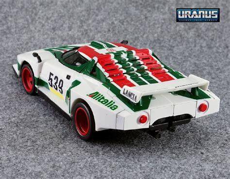 Lancia Stratos Wheeljack Transformers Masterpiece Cybertron Mp 20 Wheeljack Lancia